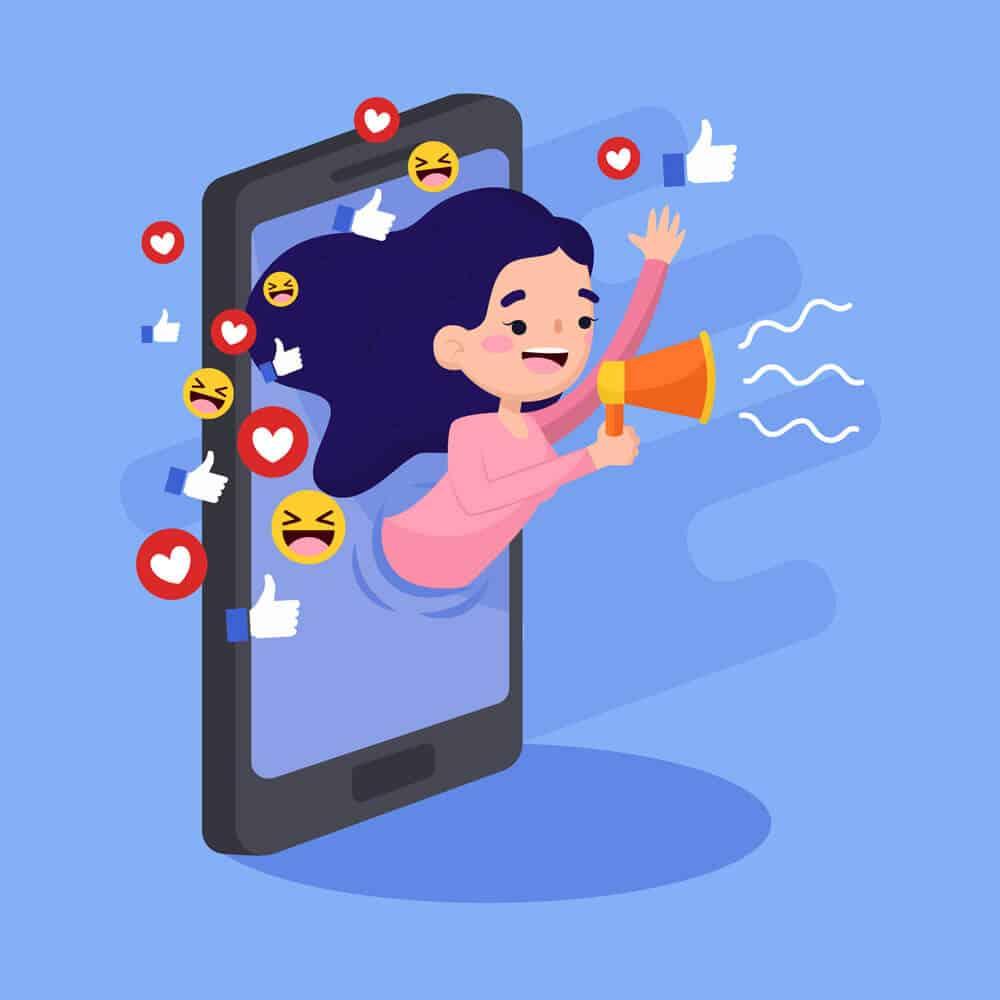réseaux sociaux pour votre établissement