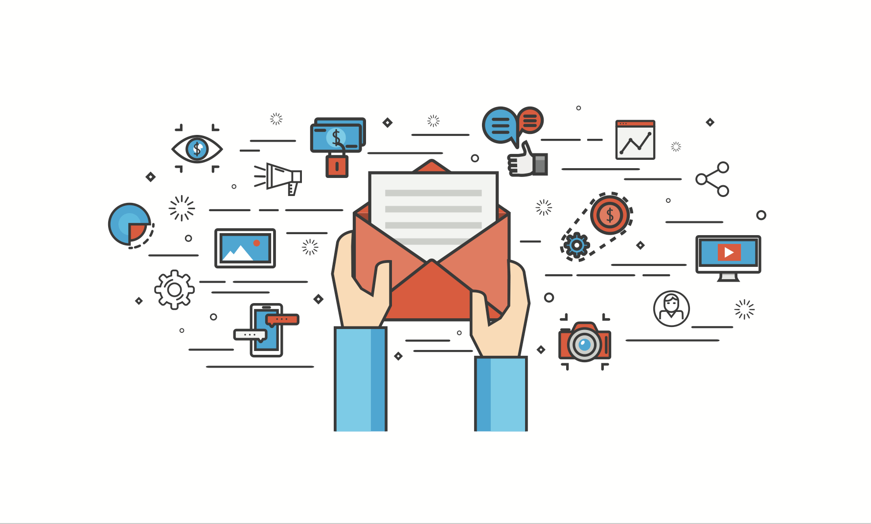 email automation LeDigitalizeur