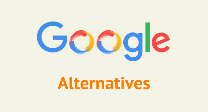 Alternative à Google - LeDigitalizeur
