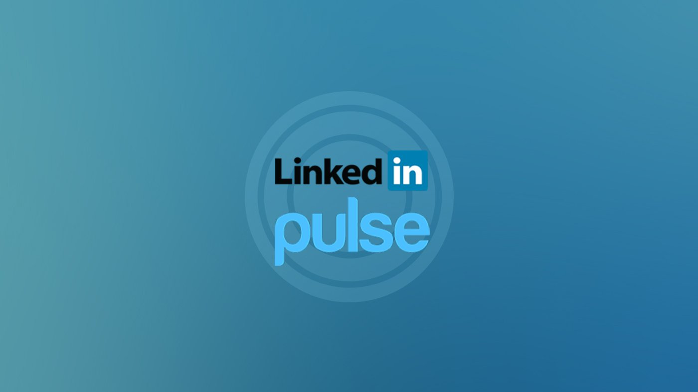 Linkedin Pulse LeDigitalizeur
