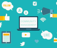 community management header