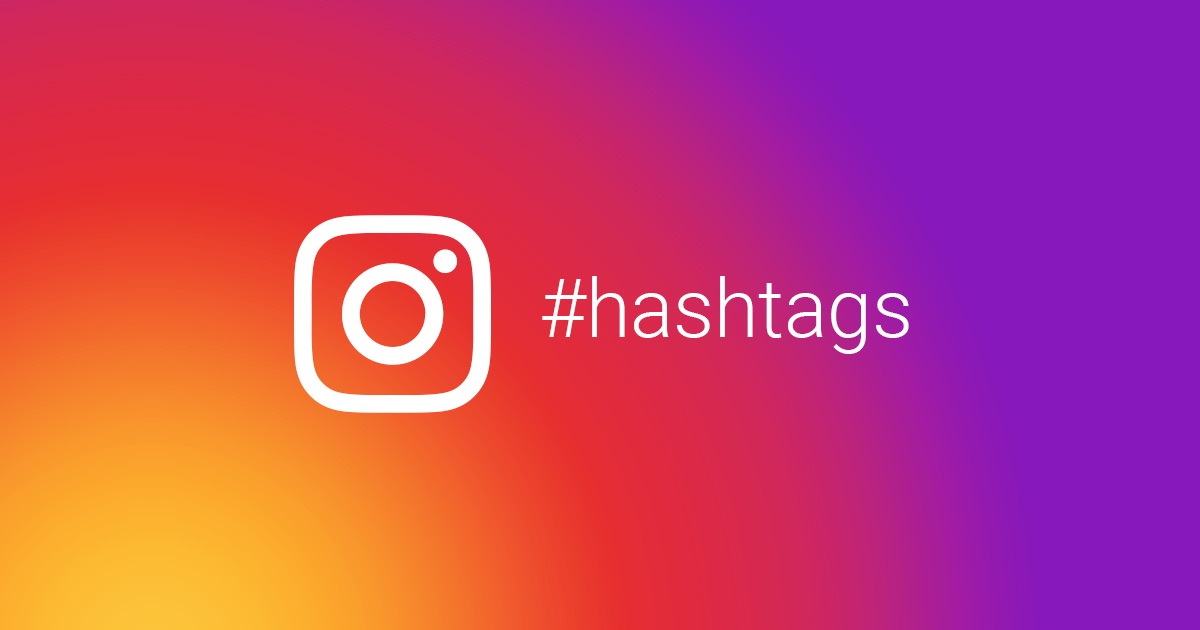 hashtags sur Instagram