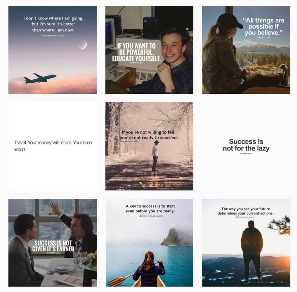 Feed Instagram citations