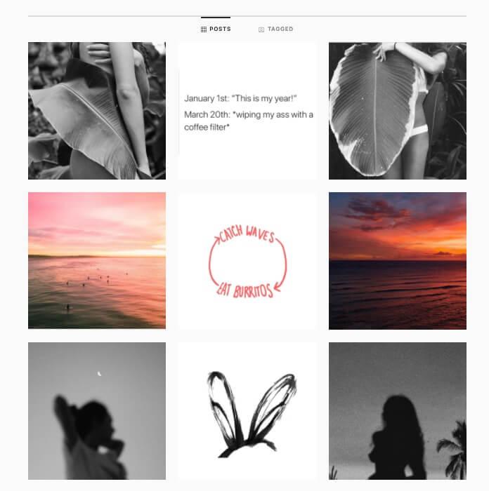 Flux Instagram vertical